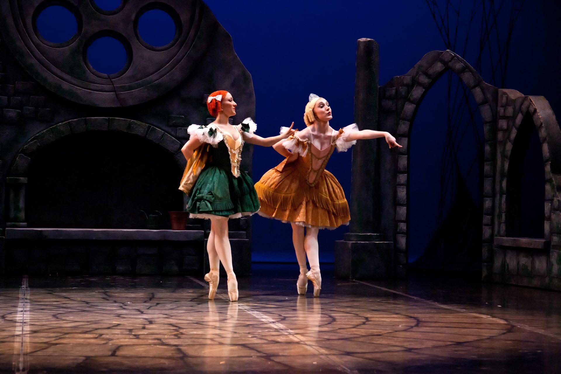 Cinderella Performance Shot