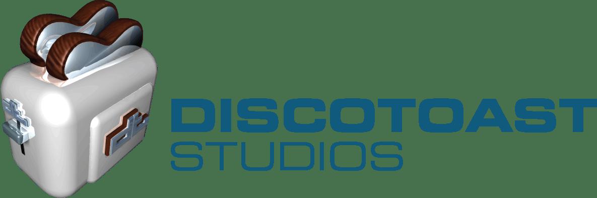 Discotoast Studios - Logo - CBJ Partner