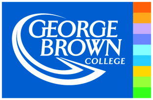 George Brown Dance logo