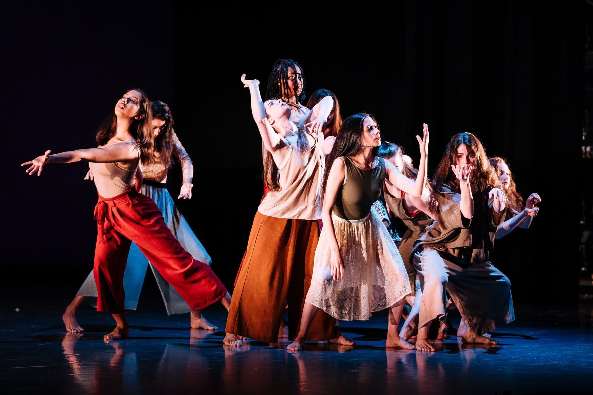 George Brown Dance Performances