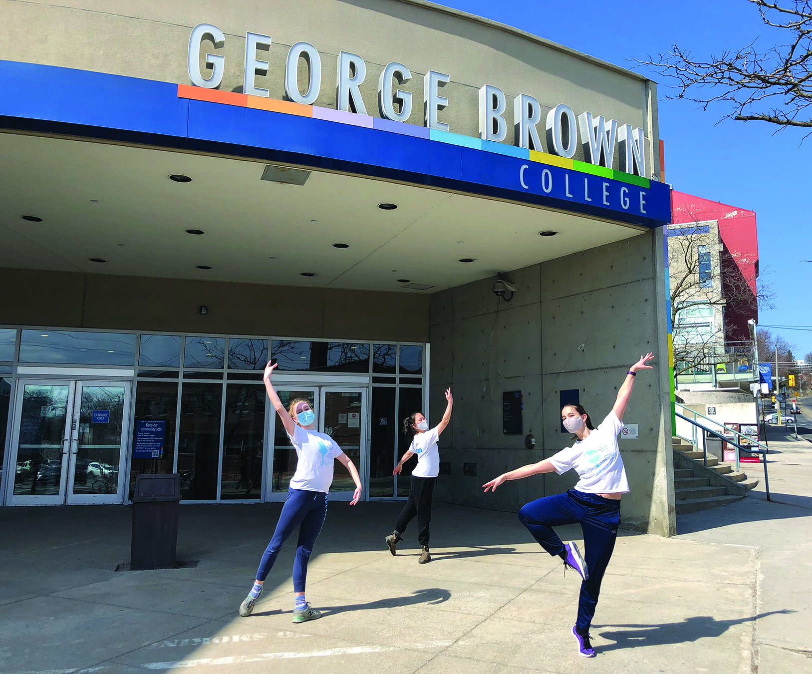 George Brown Dance