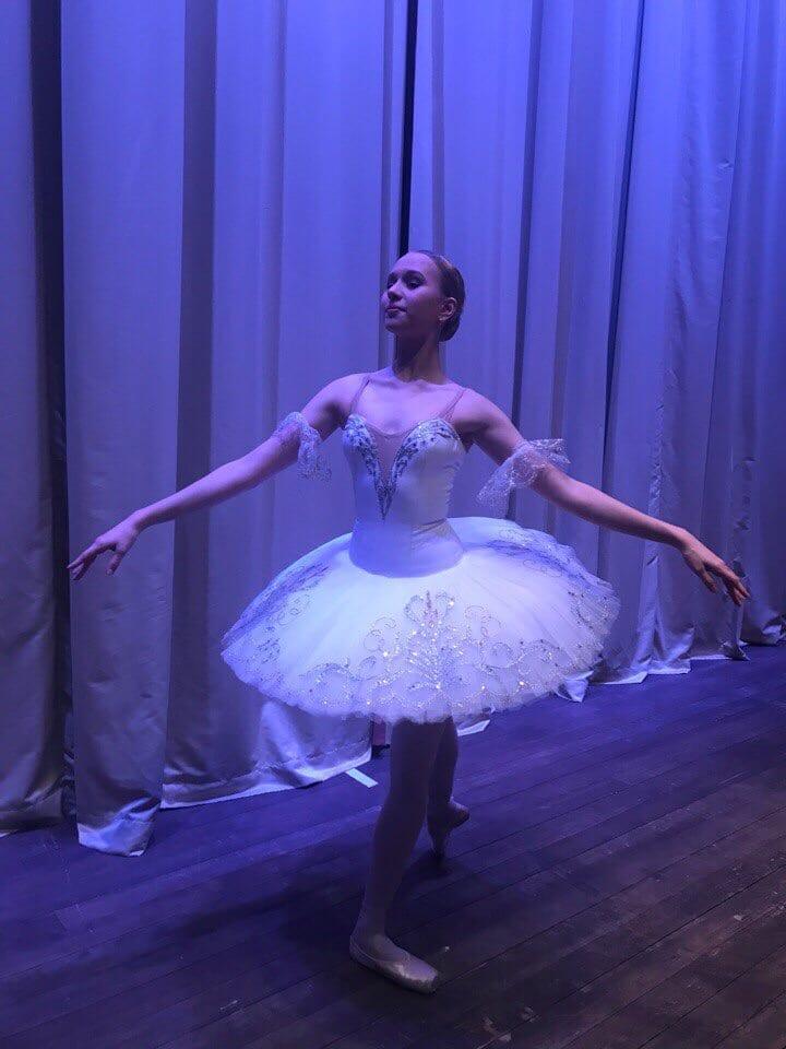 P105 Dance Performance – Class of 2021, Taisiia Zamula, George Brown Dance, Ballet Jörgen